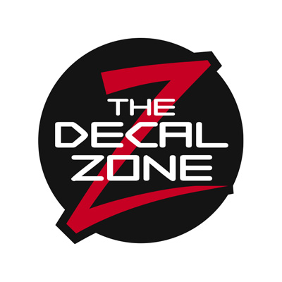 The Decal Zone Logo